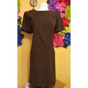 R&K midi dress size- 12P